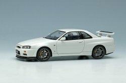 Photo1: **Preorder** EIDOLON EM462F Nissan Skyline GT-R (BNR34) V-Spec 1999 White