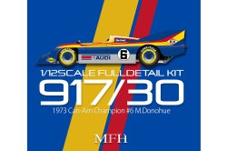 Photo1: **Preorder** HIRO K649 1/12 Porsche 917/30 Can-Am 1973 #6 M.Donohue