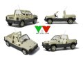 YOW Modellini K091 FIAT Panda STRIP Italdesign