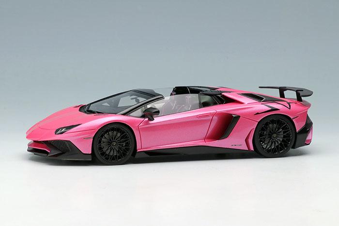 Eidolon Em359h Lamborghini Aventador Lp750 4 Sv Roadster Pearl Pink