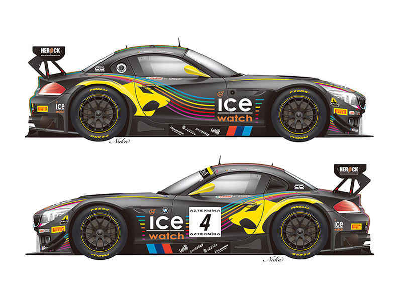 Vector Magic Decals 24 007 1 24 Bmw Z4 Gt3 Fia Gt Series